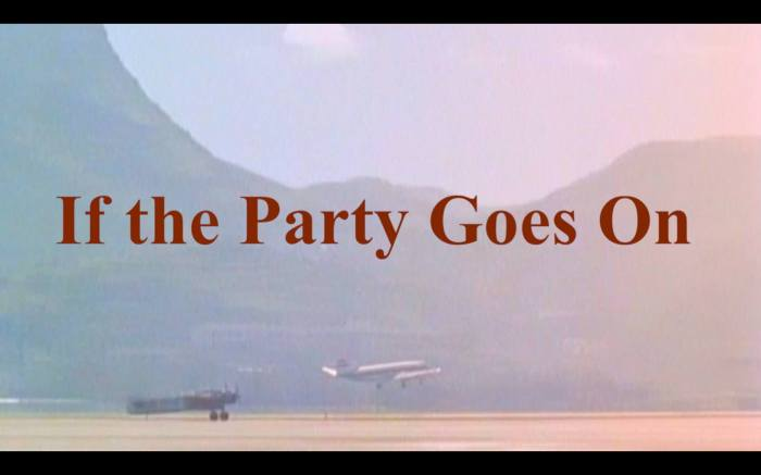 Kris Project II: If the Party Goes On (2016)